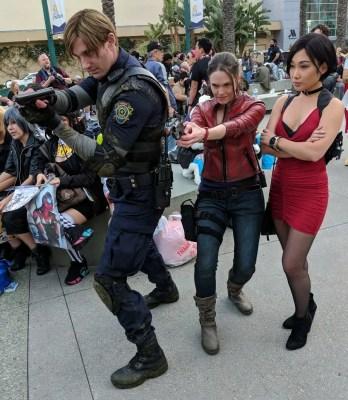 WonderCon 2019 Resident Evil 2