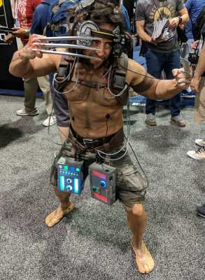 WonderCon 2019 Wolverine Weapon X