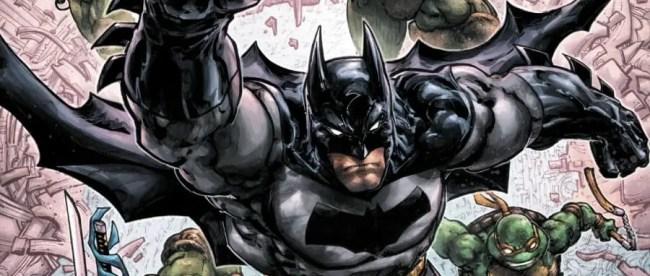 Batman/Teenage Mutant Ninja Turtles III #1 Review