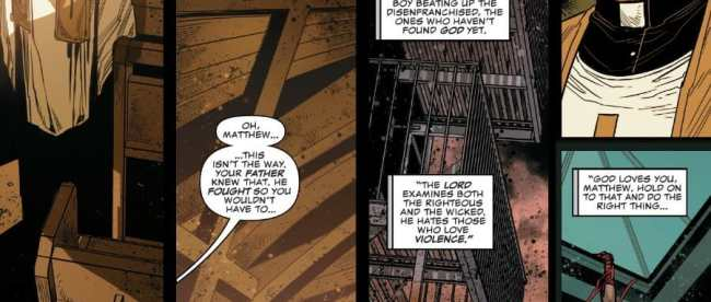 Daredevil #5: Know Fear Review