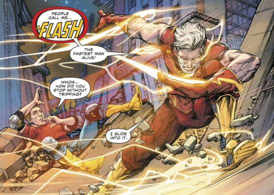 The Flash #71