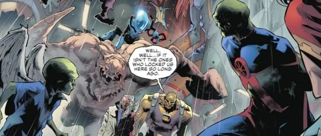 DC Comics Justice League #23 Review
