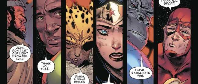 DC Comics Justice League #24 Review