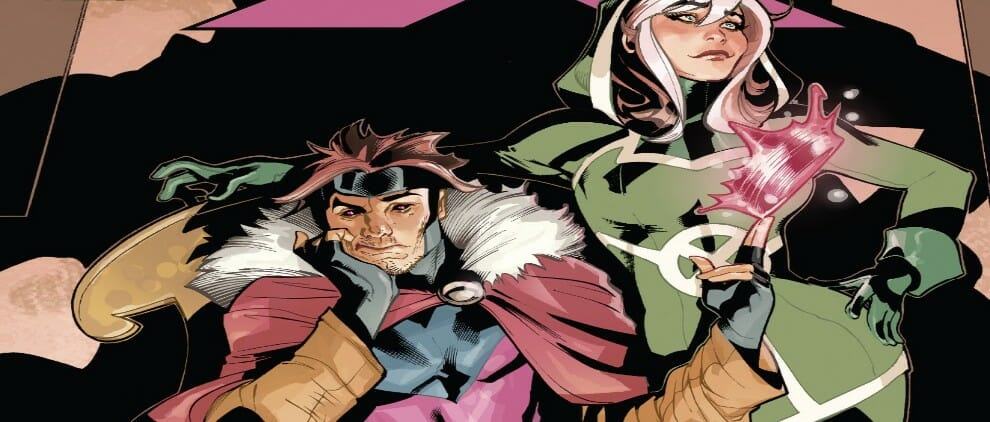 Mr. & Mrs. X #11 Review