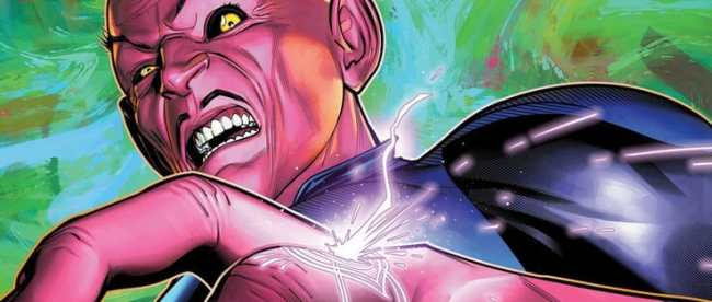 Sinestro: Year of the Villain #1 Cover