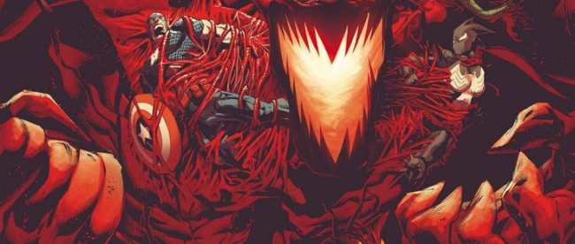 Absolute Carnage #3 Cover