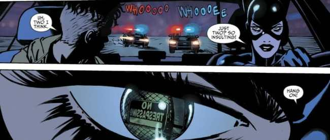 Catwoman #12 Review