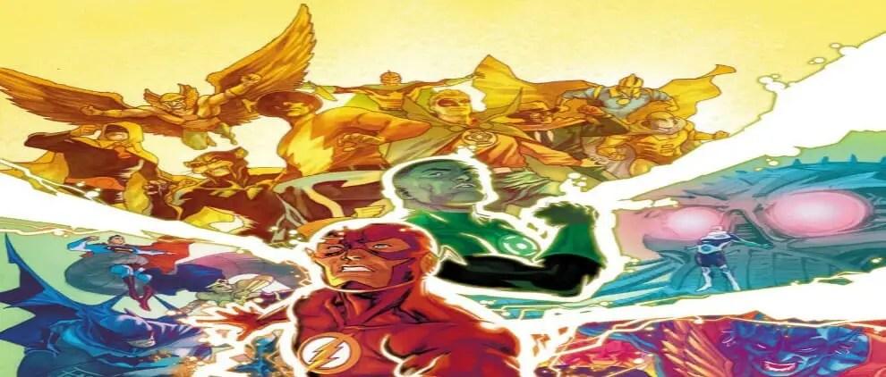DC Comics September 2019 Solicitation Analysis