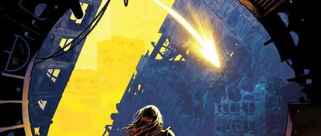 Legion of Super-Heroes: Millennium #1 Cover