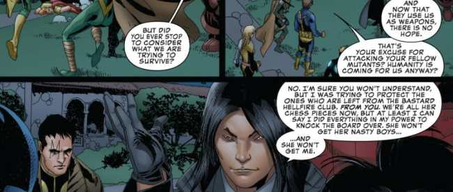 Uncanny X-Men #20 Review