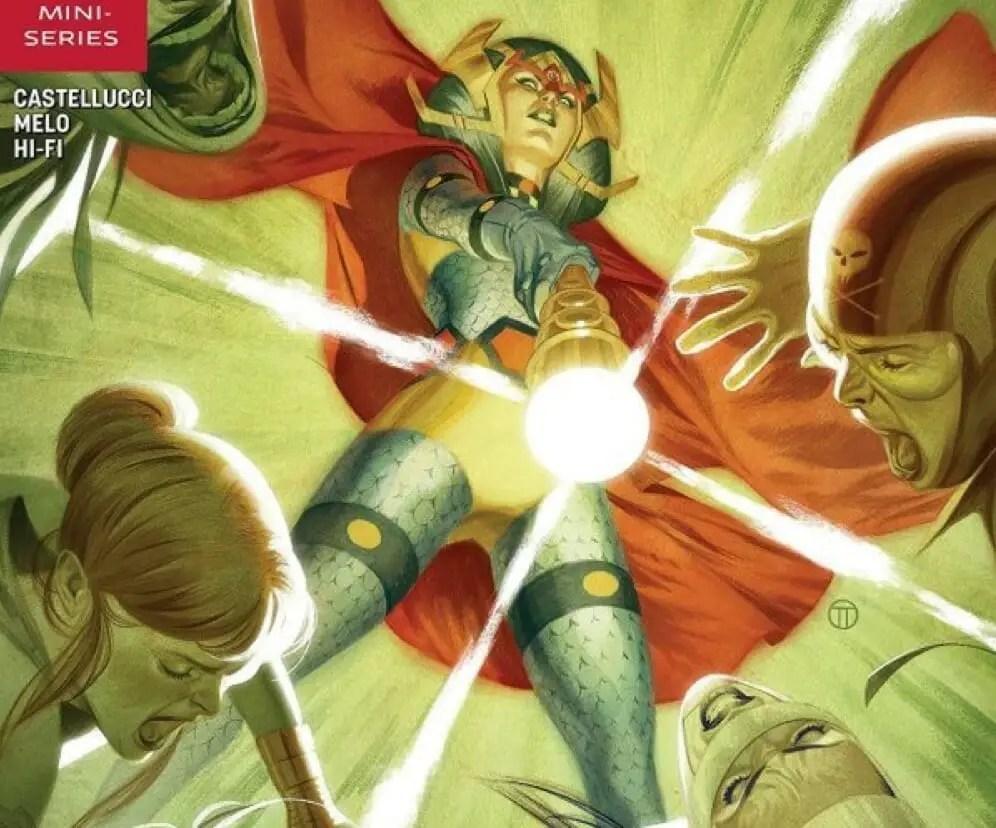 DC Comics Female Furies #5