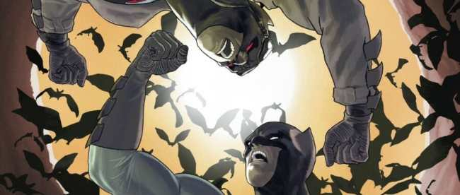 Batman #74 Cover