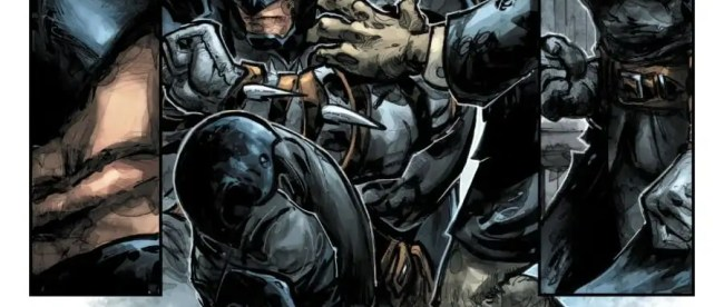 Batman/Teenage Mutant Ninja Turtles III #3 Review