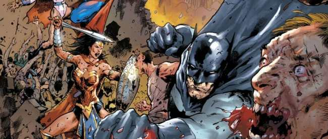 DCeased #3 Review