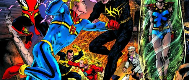 SDCC 2019 Marvel Comics 1000 Features Miracle Man