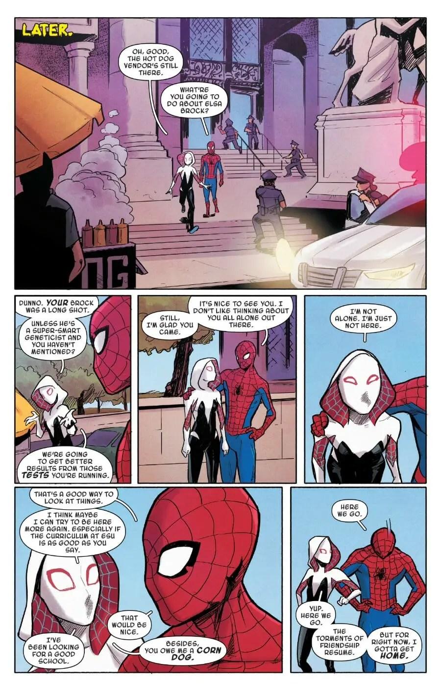 Spider-Gwen: Ghost Spider #10 Review - Comic Book Revolution