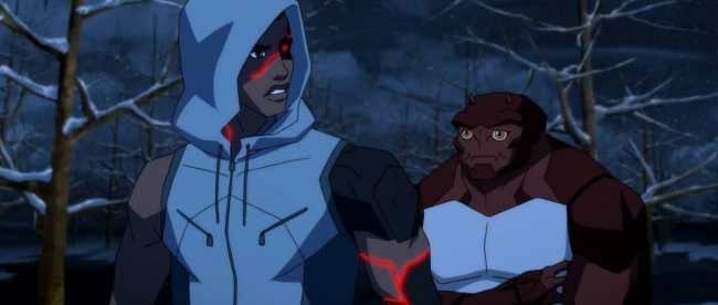 "Young Justice: Outsiders Episode 16 ""Illusion Of Control"" Review"