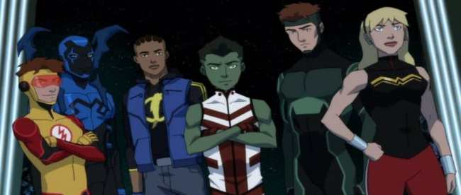 Young Justice Outsiders Episode 17 First Impression Team Reveal