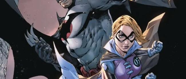 Batman #77 Cover