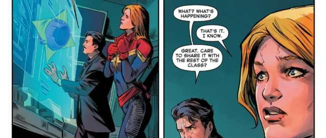 Captain Marvel #9 Review