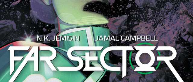 Far Sector #1 Cover