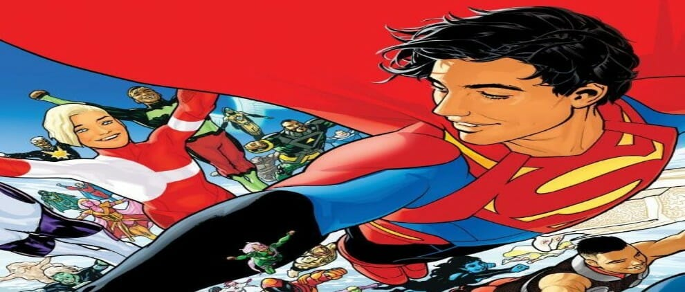 Bendis Unveils Three New Members of The Legion of Super-Heroes