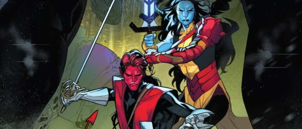 Marvel Comics Powers of X #3 Review