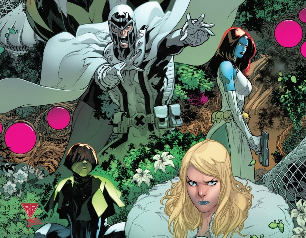 Marvel Comics Powers of X #2 Review