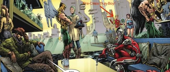 DC Comics Green Lantern Legion of Super-Heroes