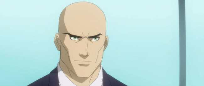 Young Justice Outsiders Episode 25 Overwhelmed Lex Luthor