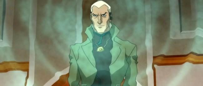 Young Justice Outsiders Episode 26 Nevermore Count Vertigo