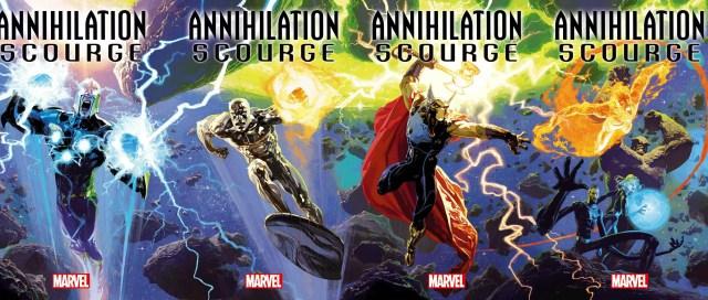 Annihilation: Scourge Cover