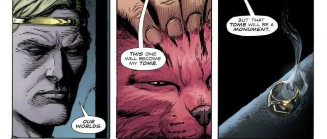 DC Comics Doomsday Clock #11 Review