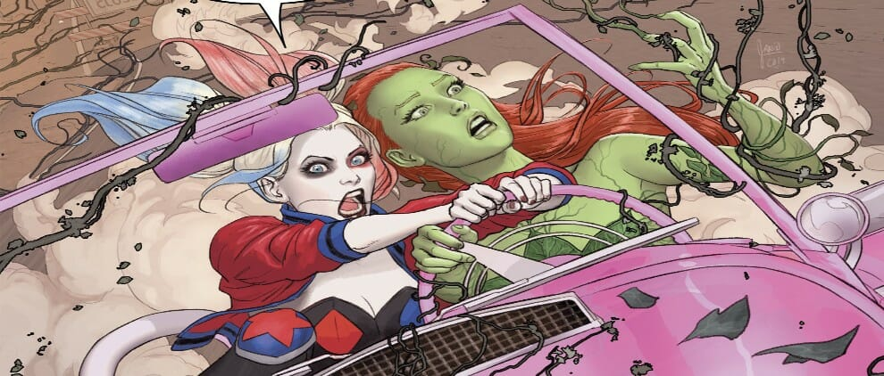 Harley Quinn And Poison Ivy #1 Review