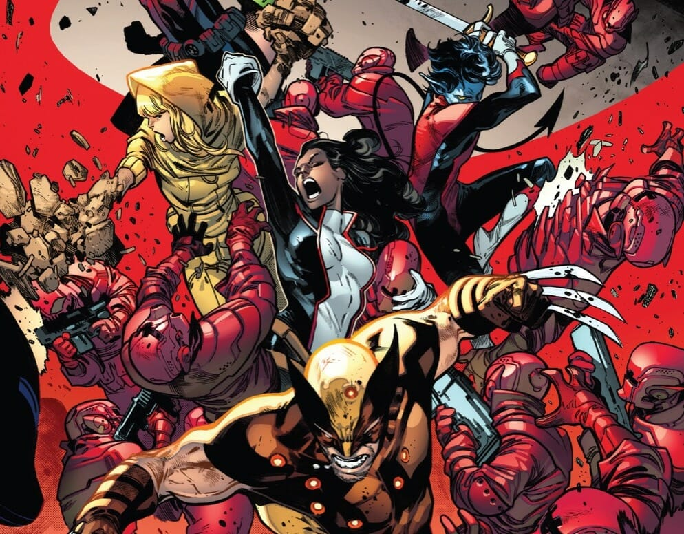 Marvel Comics House of X #3 Review
