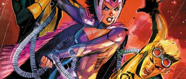 New Mutants #4 Cover