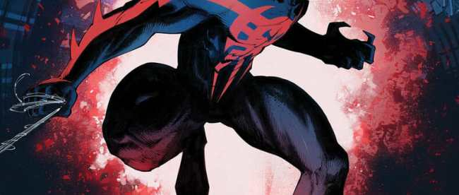Spider-Man 2099 #1 Cover