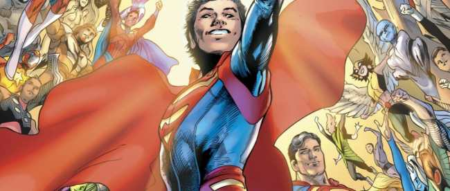 DC Comics Superman #15 Review