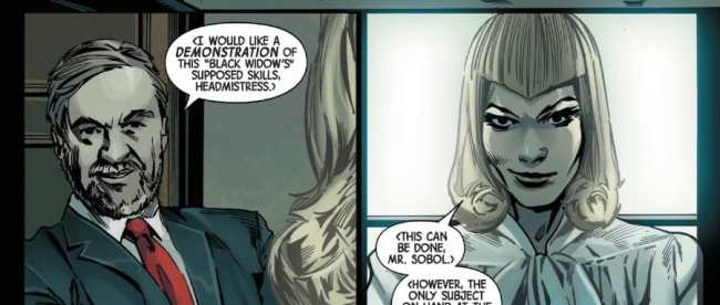 Web Of Black Widow #1 Review