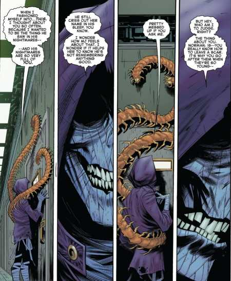 Amazing Spider-Man 30 Kindred Reveals Peter Parker Nightmare