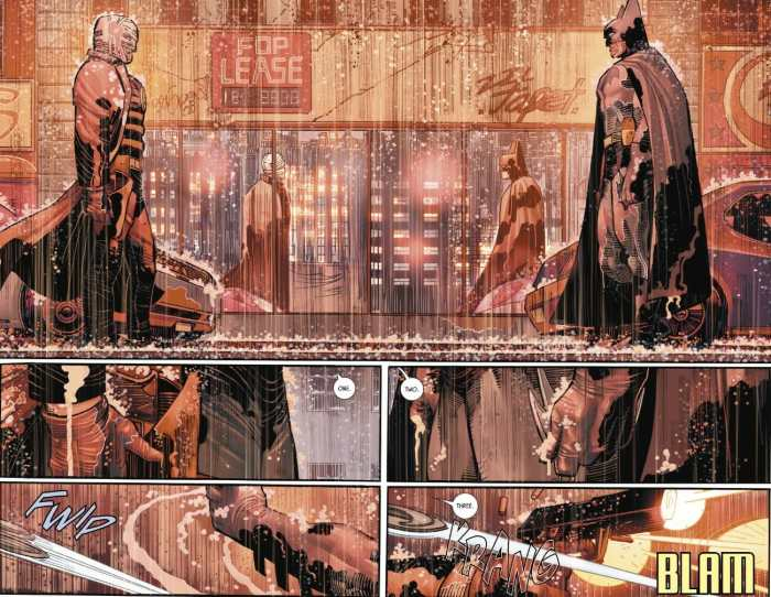 Batman #80 Highlight