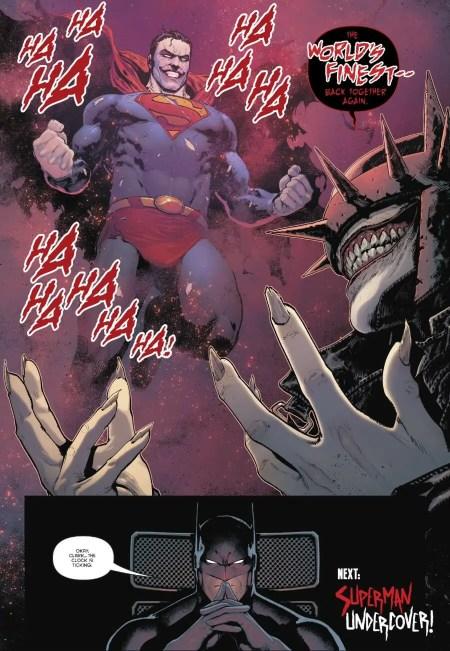 Batman/Superman 2 Superman Who Laughs Joins Batman Who Laughs