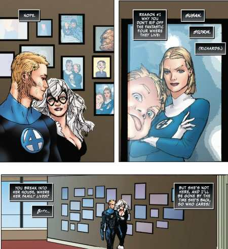 Black Cat 4 Everyone Fears Invisible Woman