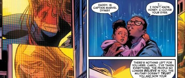 Captain Marvel #11 Review