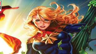 Captain Marvel #11 Review