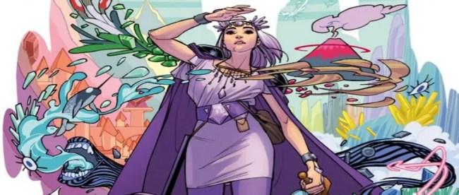 DC Comics New Amethyst Series