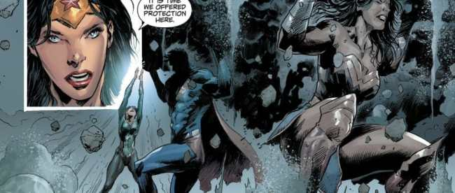 DCeased #5 Review