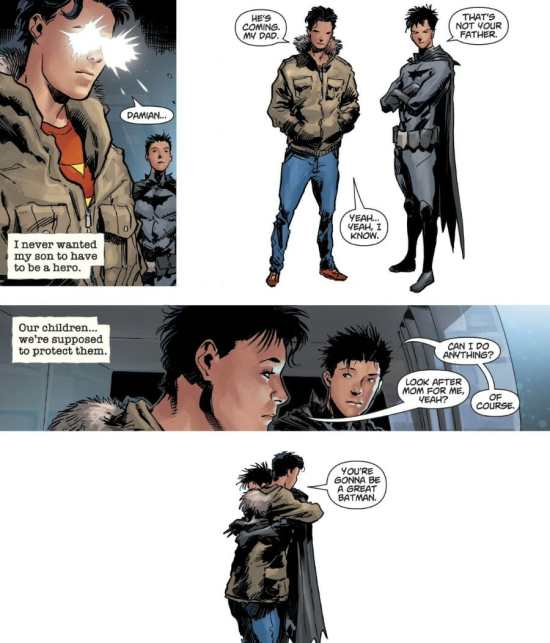 DCeased #6 Moment
