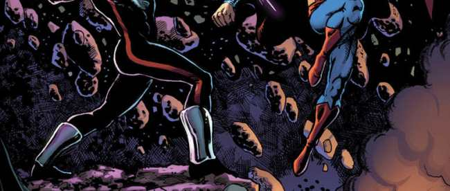 Green Lantern: Blackstars #3 Cover