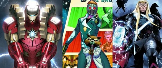 Marvel 2020 Relaunch